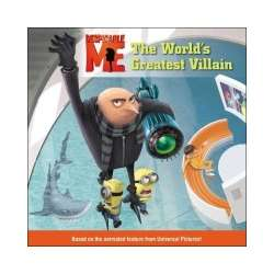 Despicable Me - The World's Greatest Villain Paperback Book