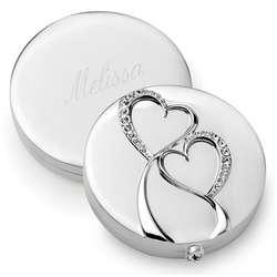 Twin Hearts Compact