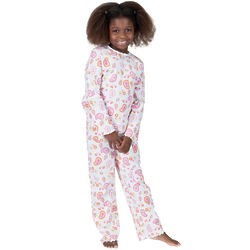 Paisley Pajamas for Girls