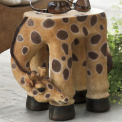 Giraffe Mini Table