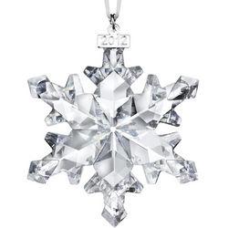 2012 Swarovski Crystal Snowflake Ornament