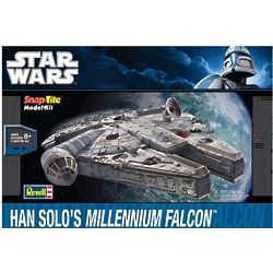 Millennium Falcon Star Wars Model Kit