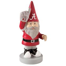 Collegiate Team Flag Stand Garden Gnome