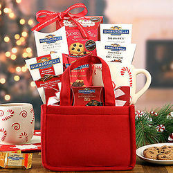 Ghirardelli Chocolate and Cocoa Gift Tote
