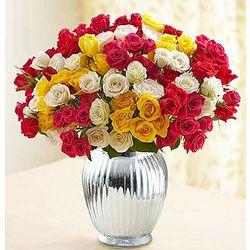 Fresh Assorted Spray Rose Bouquet