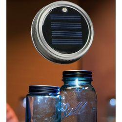 Moon Shiners Glow Jar Lid Light