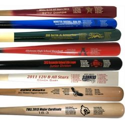Full Barrel Roster Baseball Bat