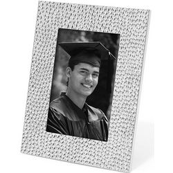 Silver Shimmer Photo Frame