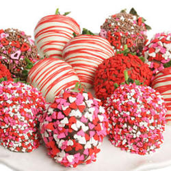 6 Chocolate Covered Beloved Berries
