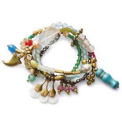 Treasures Stretch Bracelet Set