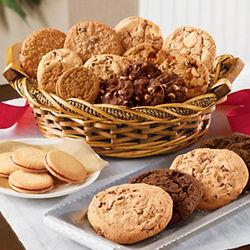 Classic Baker City Cookie Basket