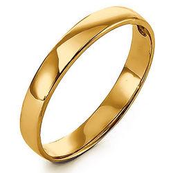 14 Karat Gold 3mm Engravable Wedding Band