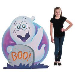 Halloween Ghost Standee