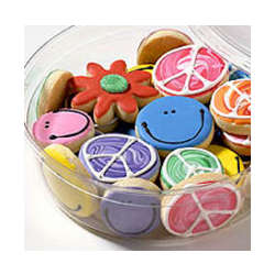 Retro Mini Cookies
