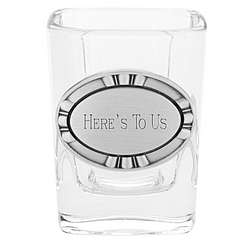 Architectural Shot Glass