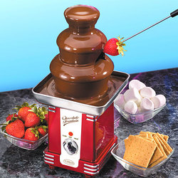 Retro Chocolate Fountain