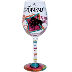 Taurus Wine Glass