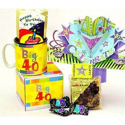 Big 40 Celebration Gift