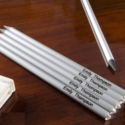 Personalized Pencils with Swarovski Stones