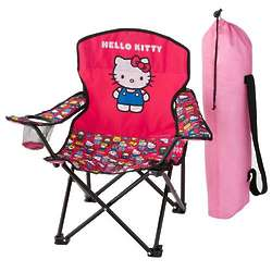 Hello Kitty Folding Chair
