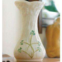 Belleek Daisy Spill Vase