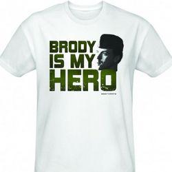 Homeland Brody is My Hero T-Shirt