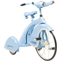 Blue Sky King Tricycle