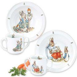 Beatrix Potter Toddler Dish Set