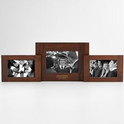 3 Piece Graduation Swivel Picture Frame
