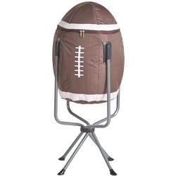 Insulated Football-Shaped Cooler
