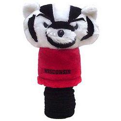 Bucky Badger Mascot Golf Headcover
