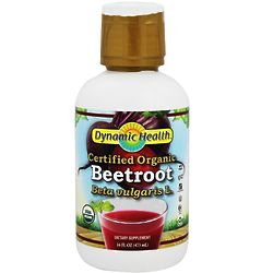 Certified Organic Beetroot Juice