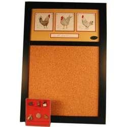 Rooster Bulletin Board