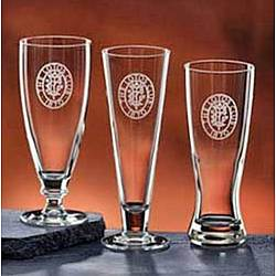 Personalized Executive Beer Glass Set