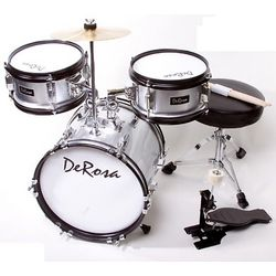 Kids Drumset with Seat