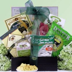 Just Fore You Father's Day Golf Gift Basket