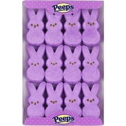 Marhsmallow Peeps Lavendar Easter Bunnies