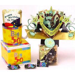 Big 50 Celebration Gift