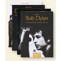 Bob Dylan the Stories Behind the Songs Book