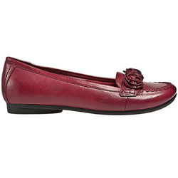 Elaine Slip-Ons Leather Loafer