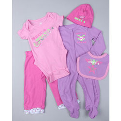 Pink Value Layette Set