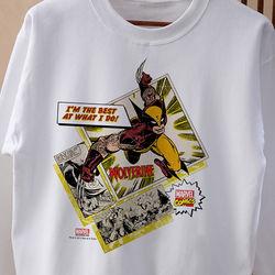 Personalized Marvel Comics Superhero White Sweatshirt