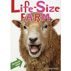 Life-Size Farm Hardcover Book