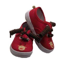 Jingle Bells Reindeer Sneakers