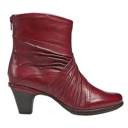 Shannon Leather Boots