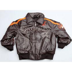 Eagle Pleather Jacket