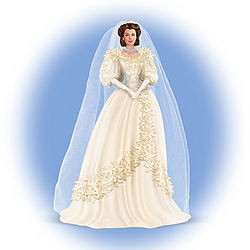 Gone with the Wind Scarlett O'Hara, Wedding Belle Figurine