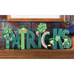 Happy St. Patrick's Decorative Screen