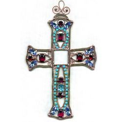 Handcrafted Hanging Cross