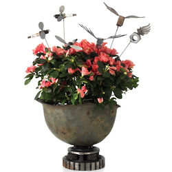 Helmet Planter